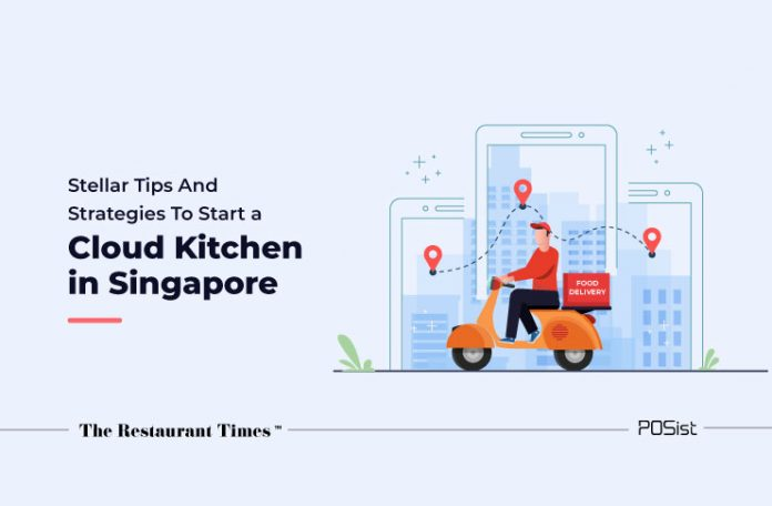 cloud kitchen singapore
