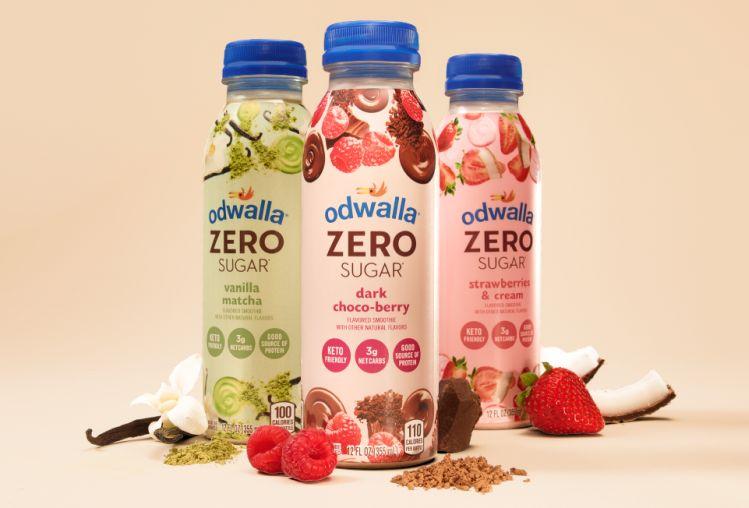 Odwalla Zero Sugar