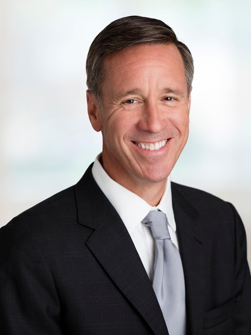 Official headshot: Arne Sorenson, President and CEO of Marriott International