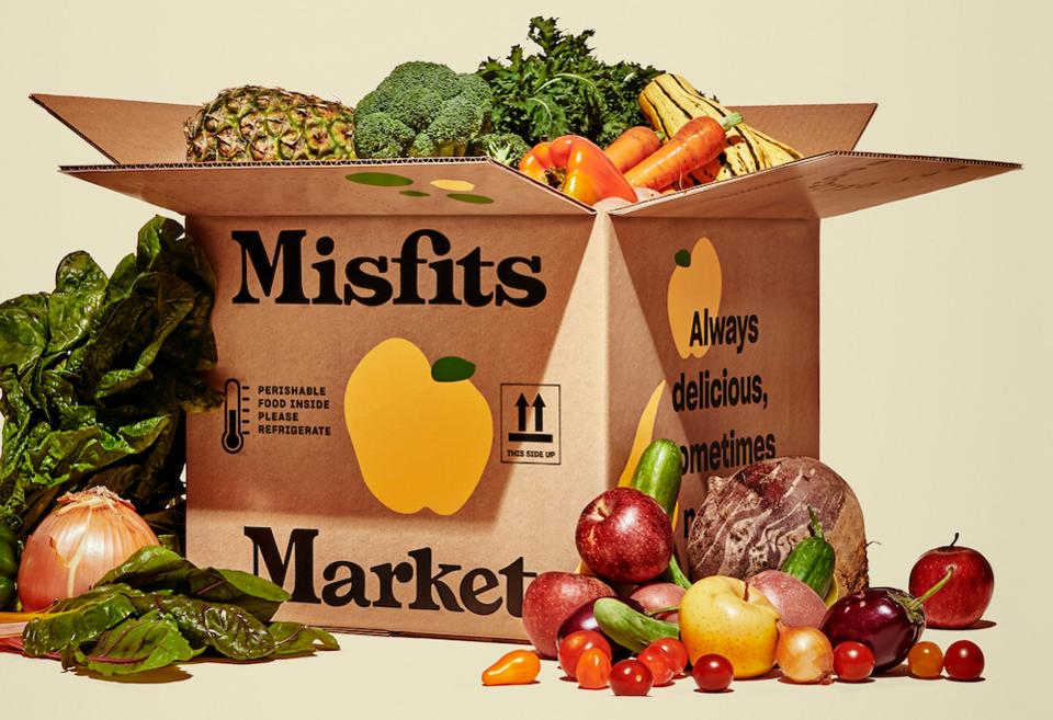 Misfits Market is a food delivery services company.