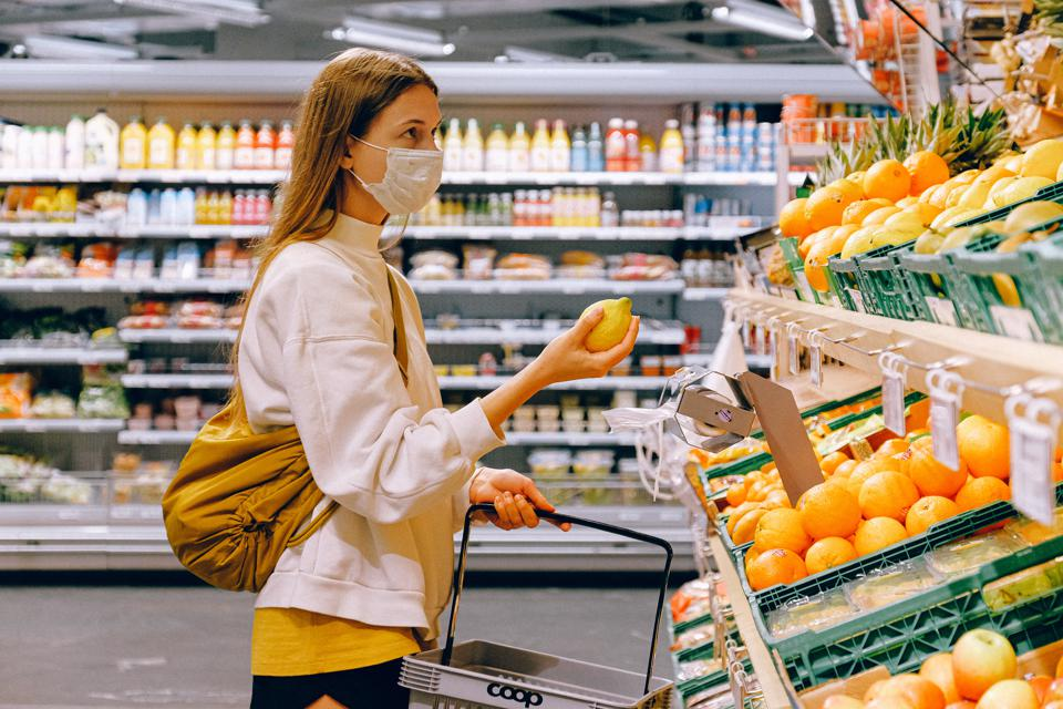 Grocery shopping during the COVID-19 pandemic