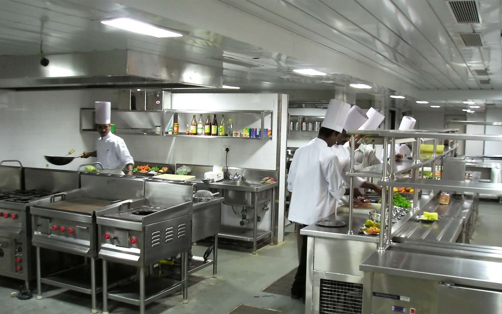 cloud kitchen equipment and how to choose them