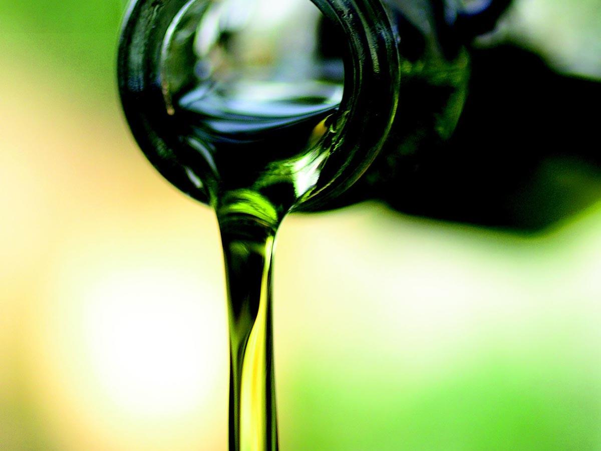 Tecnología blockchain para rastrear el origen de un aceite de oliva