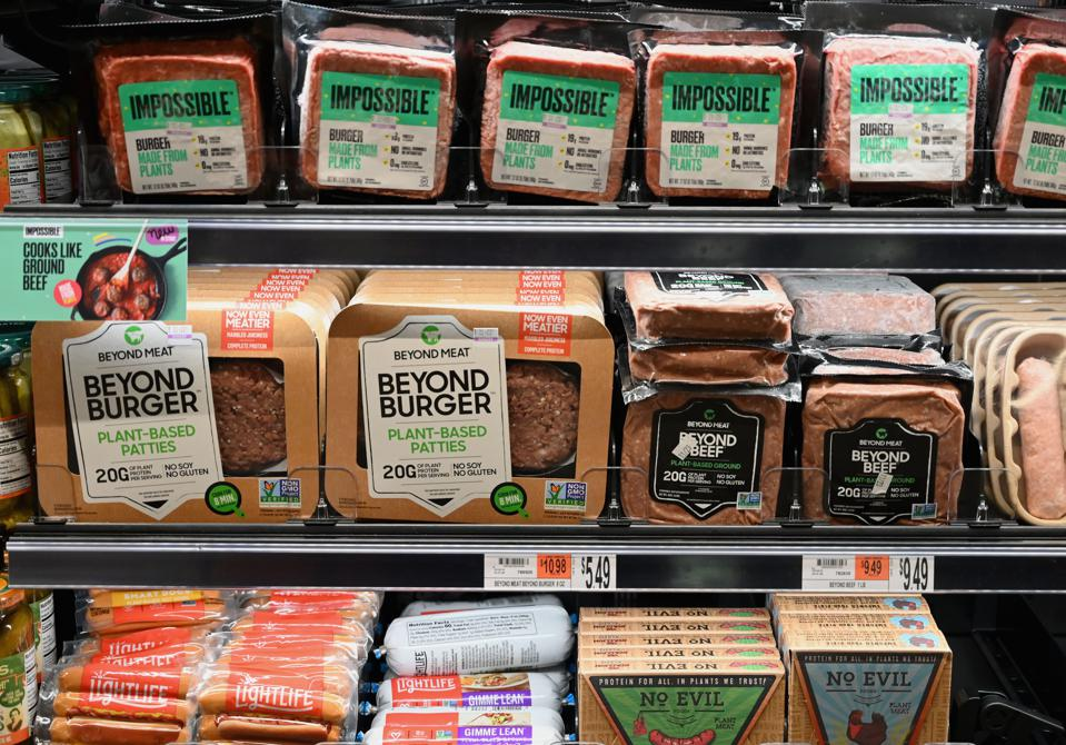 More and more investors are backing vegan products.