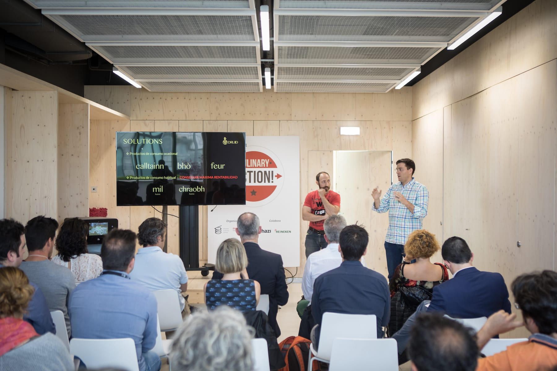 Culinary Action Accelerator 2019 II Demo Day