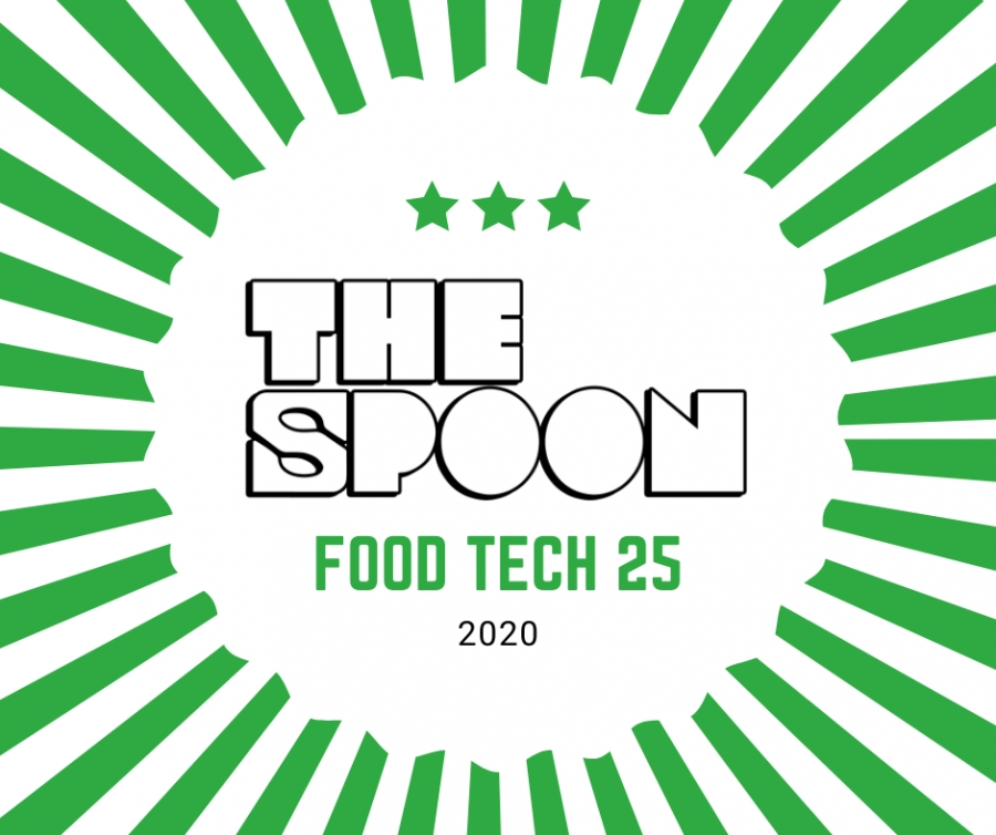 The Spoon's 2020 Food Tech 25