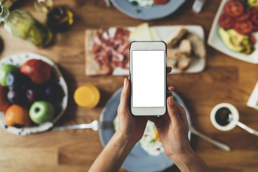 How on-demand food delivery apps could encourage low-carbon food