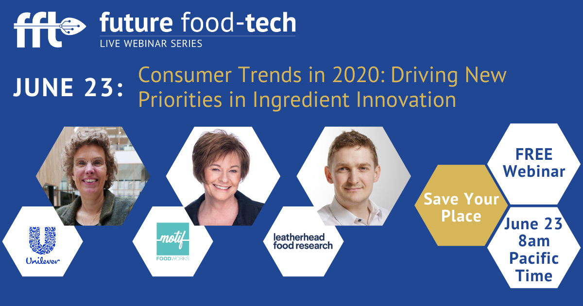 Consumer Trends in 2020: Driving New Priorities in Ingredient Innovation