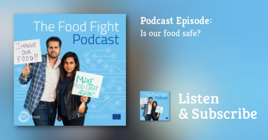 The Food Fight – podfollow.com