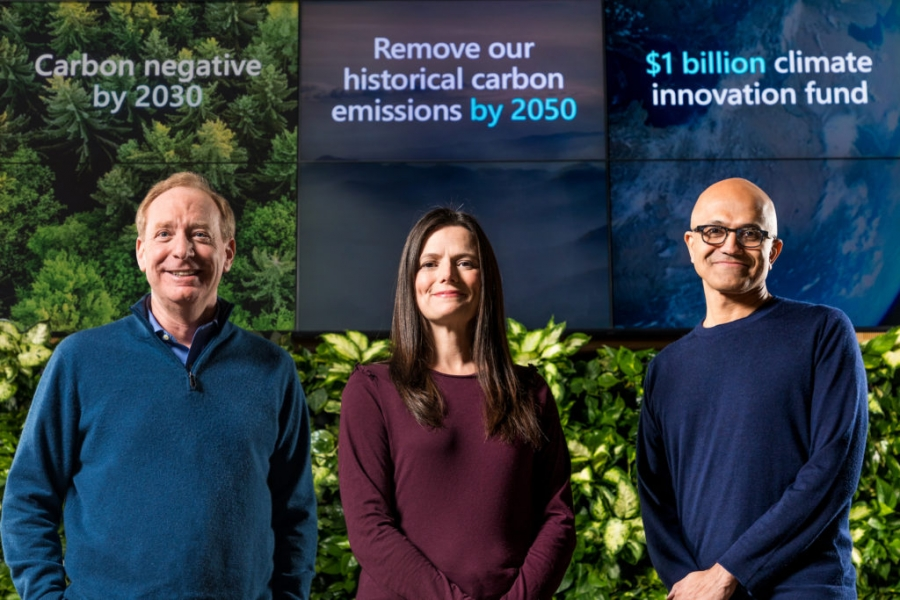 Microsoft will be carbon negative by 2030 – The Official Microsoft Blog