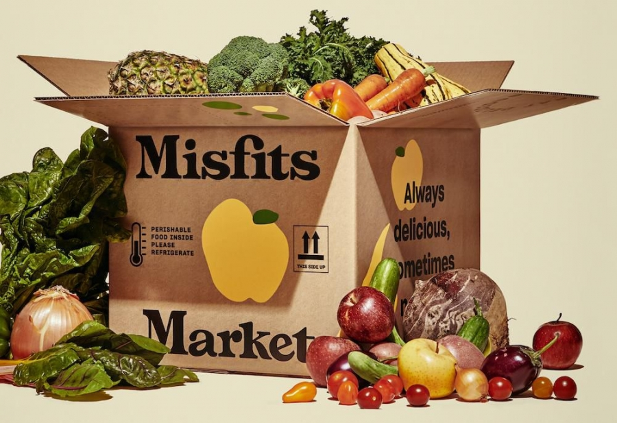Misfits Market Raises $85 Million Series B Funding To Deliver 'Ugly' Produce To More States