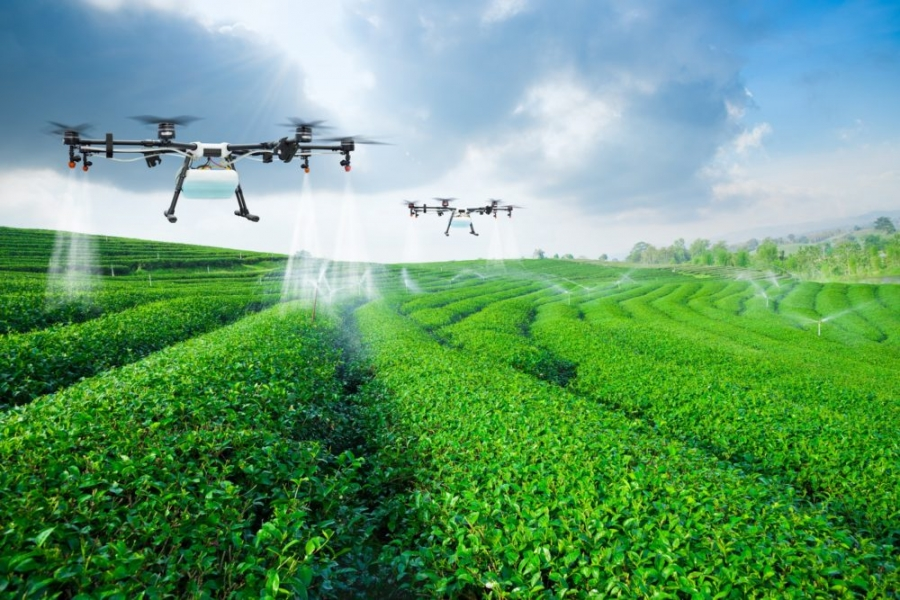 Why precision agriculture is essential in combating climate change