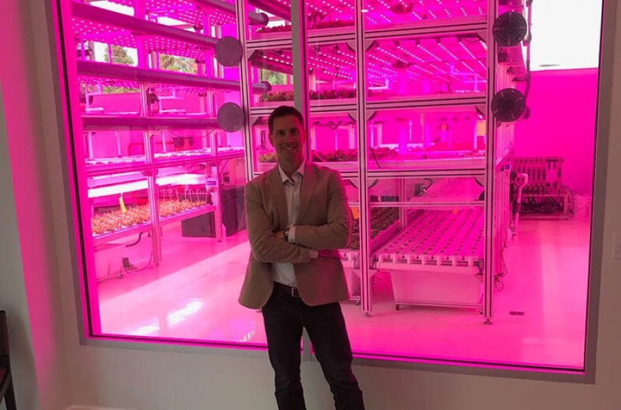 "This vertical farming startup you may not have heard of says it has ""industry-leading unit economics"""