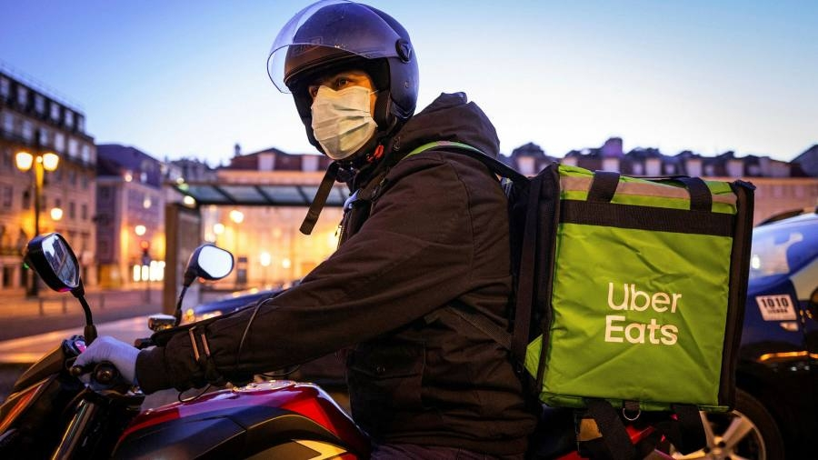 Uber in talks to buy food delivery start-up Postmates | Financial Times