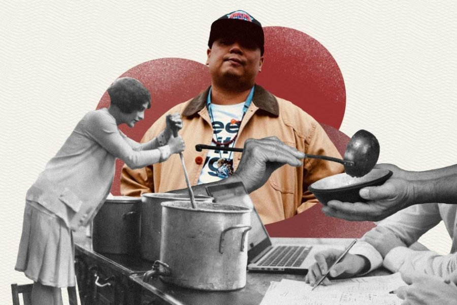 Your Next Business Meeting Should be in a Soup Kitchen