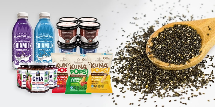 More than a Seed: Brands Adjust Strategies to Innovate with Chia | NOSH