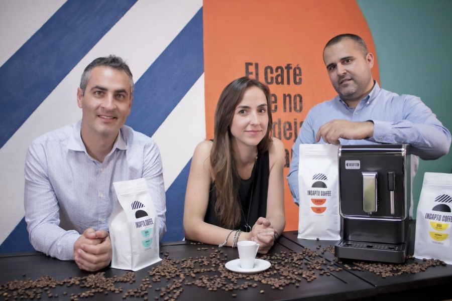 Incapto Coffee raises 500,000 Euros in a record time of 7 hours through The Crowd Angel platform