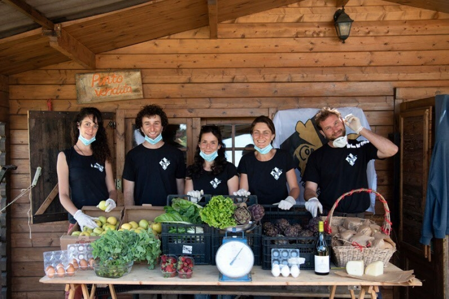 Women Leaders in the food sector: Italian food cooperative responding to increased demand in fresh fruit & vegetables during COVID-19 | LinkedIn